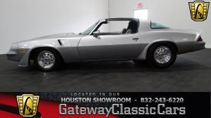 1980 ChevroletZ28  - Stock 332 - Houston