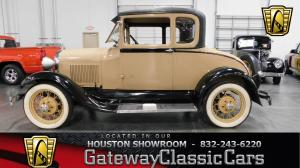 1929 Ford  - Stock 337 - Houston