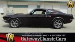 1969 FordMach I Fastback  - Stock 356 - Houston, TX