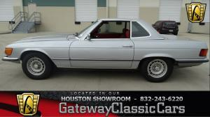 1973 Mercedes-BenzRoadster  - Stock 358 - Houston