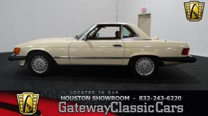 1987 Mercedes-Benz  - Stock 360 - Houston