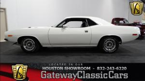 1972 Plymouth  - Stock 365 - Houston