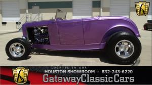 1932 Ford  - Stock 367 - Houston