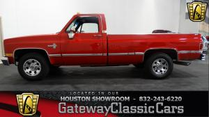 1987 Chevrolet  - Stock 373 - Houston, TX