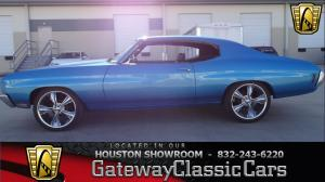 1970 ChevroletMalibu  - Stock 377 - Houston