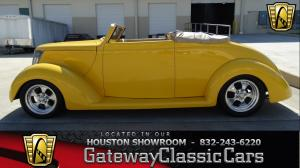 1937 Ford  - Stock 379 - Houston