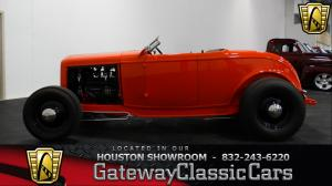 1932 Ford  - Stock 381 - Houston