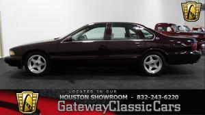 1996 ChevroletImpala SS  - Stock 385 - Houston