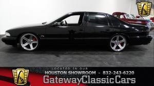 1995 ChevroletImpala SS  - Stock 389 - Houston