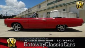 1967 Plymouth  - Stock 399 - Houston