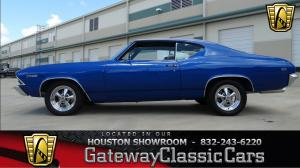 1969 Chevrolet  - Stock 401 - Houston, TX