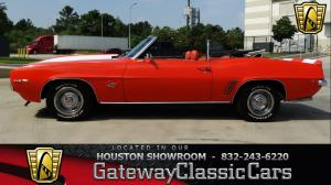 1969 ChevroletRS/SS  - Stock 406 - Houston