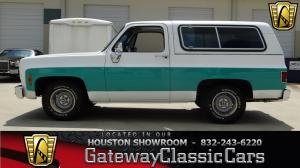 1976 Chevrolet  - Stock 415 - Houston