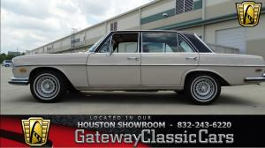 1972 Mercedes-Benz  - Stock 417 - Houston