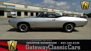 1968 Pontiac  - Stock 420 - Houston