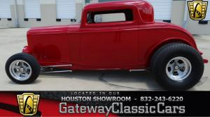 1932 Ford<br/>3 Window
