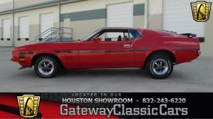 1972 FordMach I  - Stock 454 - Houston