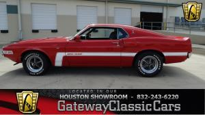1970 Ford  - Stock 464 - Houston