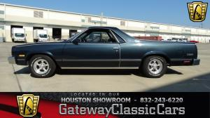 1987 Chevrolet  - Stock 474 - Houston