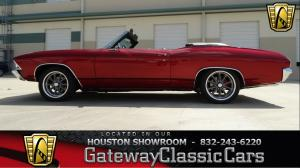 1969 Chevrolet  - Stock 478 - Houston