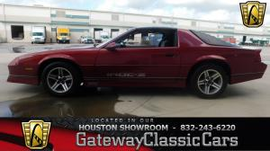 1987 ChevroletIROC Z28  - Stock 499 - Houston