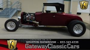 1929 Ford  - Stock 504 - Houston