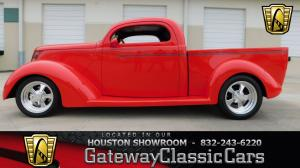 1937 Ford  - Stock 516 - Houston
