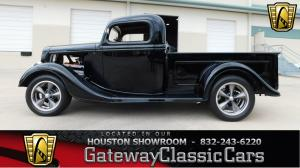 1937 Ford  - Stock 517 - Houston