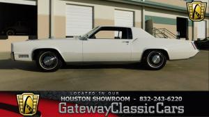 1967 Cadillac  - Stock 525 - Houston