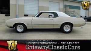 1972 OldsmobileSupreme  - Stock 531 - Houston