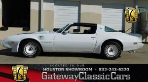 1981 PontiacTrans Am  - Stock 534 - Houston