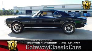 1968 ChevroletRS  - Stock 536 - Houston