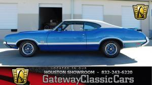 1970 Oldsmobile  - Stock 542 - Houston