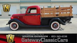 1937 Ford  - Stock 545 - Houston
