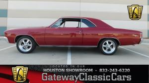 1967 ChevroletSS  - Stock 561 - Houston