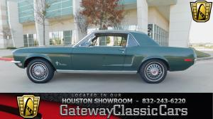 1968 Ford  - Stock 565 - Houston