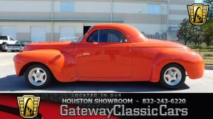 1941 Chrysler<br/>Business Coupe
