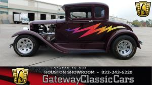 1931 FordCoupe  - Stock 575 - Houston
