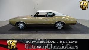 1972 OldsmobileS  - Stock 581 - Houston