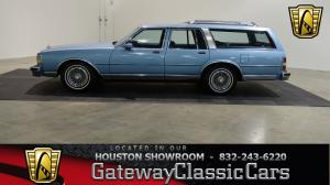 1988 ChevroletWagon  - Stock 582 - Houston