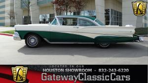 1958 Ford  - Stock 586 - Houston
