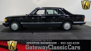 1991 Mercedes-Benz  - Stock 595 - Houston