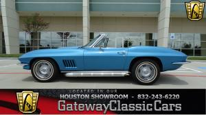 1967 ChevroletStingray  - Stock 600 - Houston