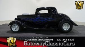 1934 FordCoupe  - Stock 608 - Houston