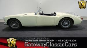 1960 MGRoadster  - Stock 622 - Houston
