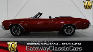 1971 ChevroletSS  - Stock 71 - Houston