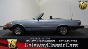 1982 Mercedes-Benz  - Stock 728 - Houston