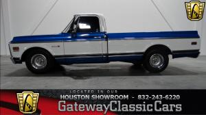 1972 ChevroletCheyenne  - Stock 79 - Houston