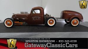 1939 Chevrolet Custom  Truck and Trailer
