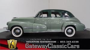 1948 Oldsmobile Series 66 Sedan